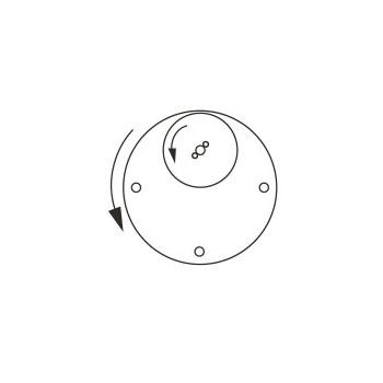 ドリマックス 工場用カッターDX-1000用 スライス用回転盤【代引き不可】【野菜カッター】【野菜スライサー】【スライサー】