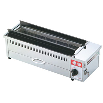 EBM 遠赤串焼器 640型 LP【代引き不可】【業務用】【焼物器】【串焼き器】