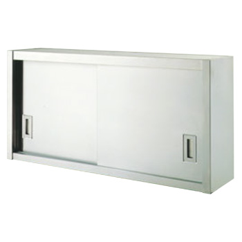 吊戸棚 UOC-9035-6【代引き不可】【食器棚】【ステンレス戸棚】【収納】