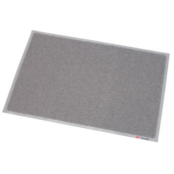 3M スタンダード・クッション(裏地付)900×1500 赤【屋外用マット】【玄関マット】【マット】