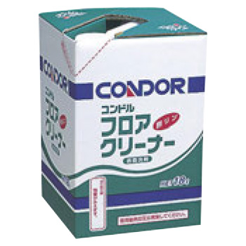 コンドル フロア用クリーナー 洗剤 18L【清掃用品】【業務用】