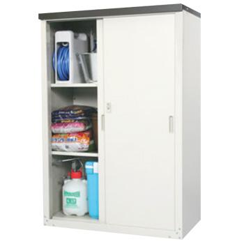 家庭用小型収納庫 HS-1292【代引不可】【店舗備品】【踏台】【業務用】