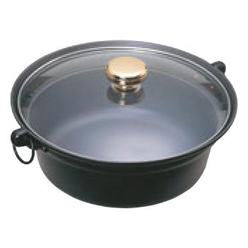 日本未発売 EBM-19-1542-12-001 アルミ合金しゃぶ鍋 ファッション通販 ガラス蓋付