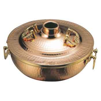 EBM 銅 DX ホーコー鍋 ガス用 18cm