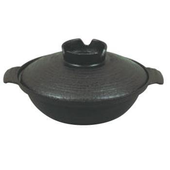 五進 鉄 寄せ鍋 20cm(G-12)【業務用】【なべ】【鉄鍋】
