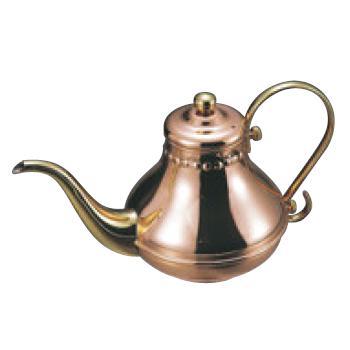 銅 アラジン コーヒーポット(ティーポット兼用)900cc【業務用】【銅製】【ポット】
