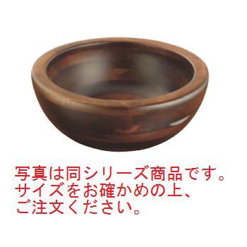 木製 惣菜くり鉢 深型 中 44283【木製】【食器】