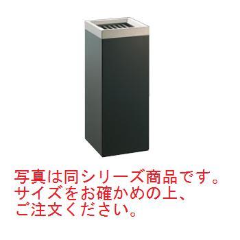 EBM 角 スモーキングスタンド ブラック MKB-200S【代引き不可】【灰皿】【スタンド灰皿】【ロビー用品】