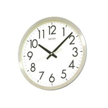 セイコー 掛時計 オフィスクロック KH409S【掛け時計】【電波時計】【時計】