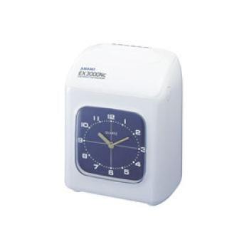 AMANO 電子 タイムレコーダー EX-3000NC【代引き不可】【事務用品】【タイムカードレコーダー】