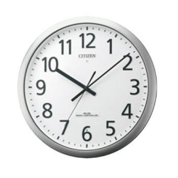 シチズン 電波掛時計 パルフィス 484【掛け時計】【電波時計】【時計】
