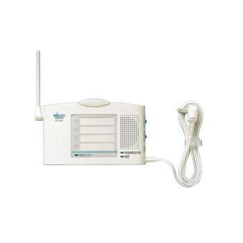 小電力型 ワイヤレスコール 卓上受信器 ECE1601P【呼び鈴】【呼び出しチャイム】【ワイヤレスチャイム】