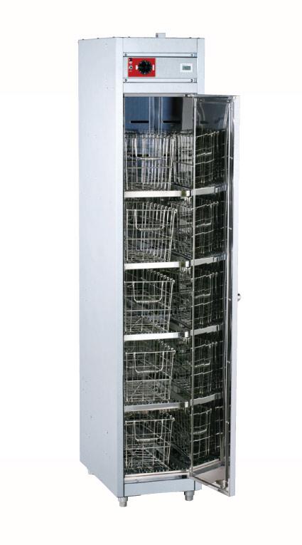 食器消毒保管庫 HED-H5 (食器カゴなし) 「サイドくん」【代引き不可】