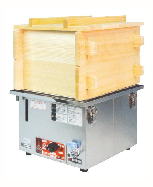 電気蒸し器 M-11 単相100V【代引き不可】