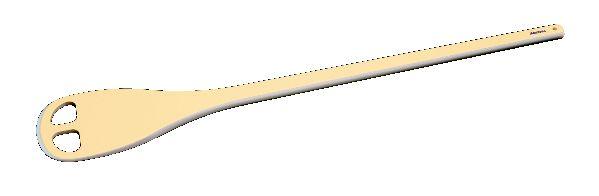 抗菌 ハイテク スパテラ 汁物用穴開きタイプ SPOA-120【スパテラ】【スパチュラ】【杓子】【ターナー】【抗菌】【攪拌】【業務用】