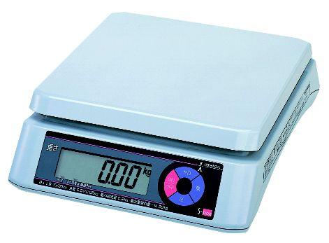 イシダ 上皿型 重量はかり S-box 15kg【はかり】【デジタルはかり】【量り】【秤】【スケール】【業務用】