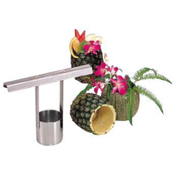 パインボトル (パイナップル、 メロン、 スイカのボトル 抜き用) M【パインカッター】【業務用】