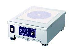 電磁調理器 MIR-2.5NT【代引き不可】【IH調理器】【IHコンロ】【卓上型】【1連】【業務用】