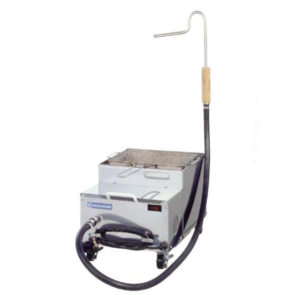 食用油濾過器 NK-25(容量25L)【代引き不可】【ニチワ】【ろ過】【業務用】