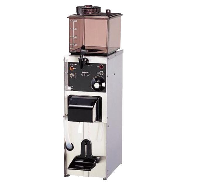 タイジ 卓上型 全自動酒燗器 Ti-2【代引不可】【お燗】【酒燗器】【熱燗】【上燗】【ぬる燗】【人肌燗】【業務用】