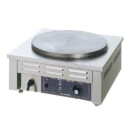 電気クレープ焼器 CM-410HW【代引き不可】【電気クレープ焼機 ニチワ クレープ焼器】【業務用】