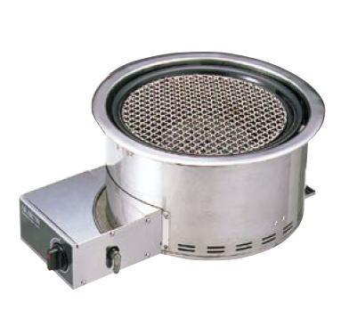 器具ユニット 透熱板焼タイプ CTR-300((ガス種:都市ガス) 13A)【代引き不可】【コンロ】【焼肉コンロ】【焼き物コンロ】【業務用】