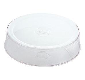 UKアクリル製 スタッキング 丸皿カバー 30インチ用【代引き不可】【バイキング用品 ビュッフェ用品 オードブル】【フタ】【蓋】【業務用】