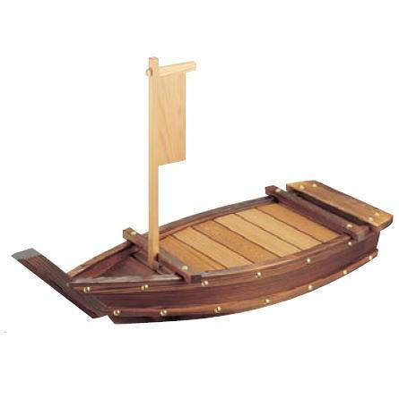ネズコ舟 2.5尺【舟盛り 刺身 演出用品】【盛器】【料理飾り】【盛付台】【舟盛】【料理舟】【業務用】