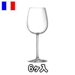 ウノローグ ワイン 55 (6ヶ入) C&S U0912【バー用品】【グラス】【ワイングラス】【Chef&Sommelier】【ウノローグ エキスパート】【kwarx】【コップ】【業務用】