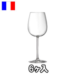 ウノローグ ワイン 45 (6ヶ入) C&S U0911【バー用品】【グラス】【ワイングラス】【Chef&Sommelier】【ウノローグ エキスパート】【kwarx】【コップ】【業務用】