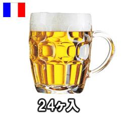 ブリタニア ジョッキ 20オンス (24ヶ入) アルコロック 00989 (F)【バー用品】【Arcoroc】【グラス】【ビールジョッキ】【ビールグラス】【カクテルグラス】【コップ】【業務用】