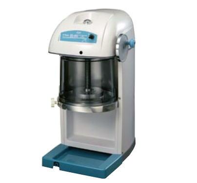 スワン 電動式 ブロック アイスシェーバー SI-80 (ギヤー駆動式)【代引き不可】【かき氷器 業務用アイススライサー 電動かき氷機】【業務用】