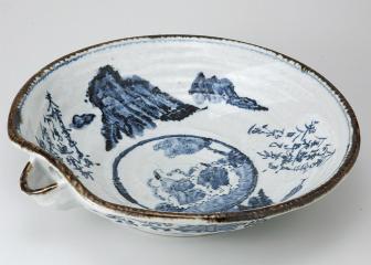 仙人 片口尺二鉢