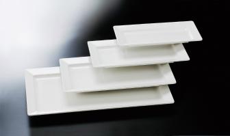 隅丸長角盛皿 メラミン樹脂 71cm