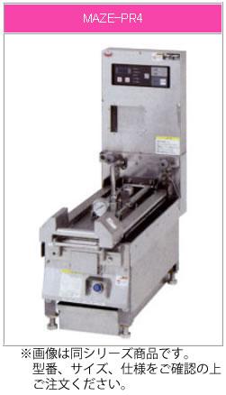 マルゼン 圧力式 電気自動餃子焼器 MAZE-PR6【代引き不可】【業務用 餃子焼き機】【餃子焼機】【電気餃子焼器】