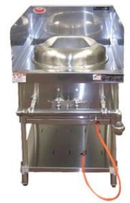 マルゼン ガス式 外管式ハイカロリー中華レンジ MRS-H111B【代引き不可】【業務用 ガスコンロ】【中華レンジ】【1口】【いため】【強火力バーナー】