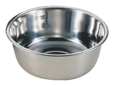 18-0洗桶 60cm 【ステンレス洗桶】【業務用桶】【18-0ステンレス】【業務用】