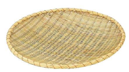 竹製 ためざる 54cm【竹ざる】【業務用かご】【業務用ザル】【水切り】【業務用】