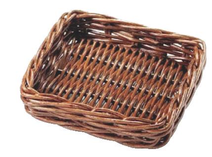 紅籐籠 No.6993 【業務用かご】【業務用籐籠】【盛り籠】【ディスプレイ】【販売トレー】【業務用】