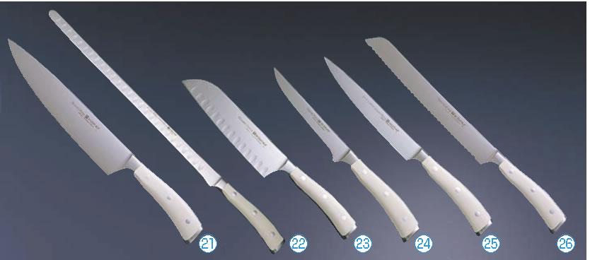 クラッシックアイコン フィレットナイフ 4556-0 16cm 【業務用包丁】【キッチンナイフ】【洋包丁】【WUSTHOF】【業務用】