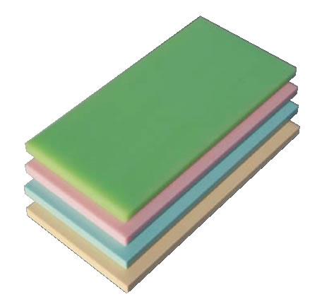 天領一枚物カラーまな板グリーン K9 900×450×H20mm 【業務用まな板】【カッティングボード】【真魚板】【いずれも】【チョッピング・ボード】【業務用】