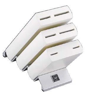 ヴォストフ ナイフブロック ホワイト 7252 【業務用包丁】【ナイフブロック】【包丁差し】【WUSTHOF】【業務用】