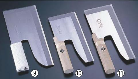 24cm 【麺切り庖丁】【製麺用品】【業務用】 麺切庖丁 切れ者 A-1013