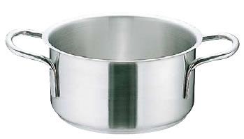 ムラノ インダクション 18-8外輪鍋 (蓋無)32cm【ステンレス外輪鍋】【電磁調理器対応】【IH対応】【業務用鍋】【Murano Induction】【業務用】