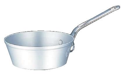 アルミ マイスターテーパーパン 30cm【アルミ片手鍋】【テーパーパン】【業務用鍋】【MYSTAR】【業務用】