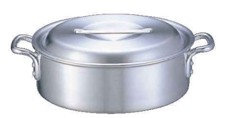 アルミDON外輪鍋 27cm【アルミ外輪鍋】【業務用鍋】【DON】【業務用】【アカオアルミ】