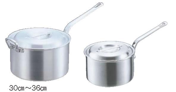 アルミDON片手深型鍋 33cm【アルミ片手鍋】【業務用鍋】【DON】【業務用】【アカオアルミ】