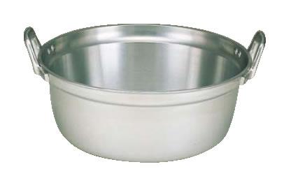 アルミ長生料理鍋 42cm【アルミ料理鍋】【業務用鍋】【業務用】【両手鍋】