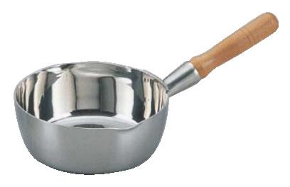 クラッド 雪平鍋 24cm【IH対応】【片手鍋】【IH対応】【業務用鍋】【クラッド】【業務用】