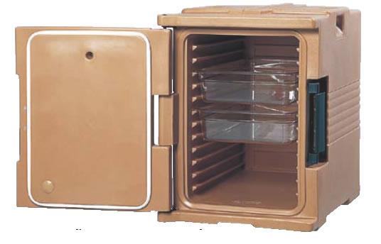 キャンブロ フードパン用カムキャリアー UPC400 コーヒーベージュ     【代引き不可】【フードパン用品】【Camcarrier】【CAMBRO】【業務用】【保温】【保冷】【給食】【仕出し】
